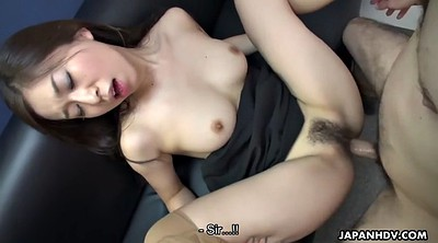 Japanese office, Boss, Japanese pussy close up, Secretary, Asian office, Japanese big