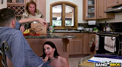 Angela white, Chubby white, Stepbrother
