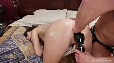 Orgasm, Gyno, Ass fisting, Lesbian femdom, Close-up, Ariel