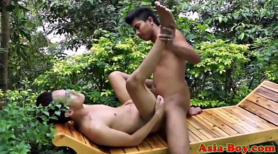 Blow job, Twinks, Gay asian, Young asian