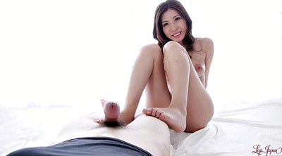 Footjob, Japanese footjob, Japanese foot