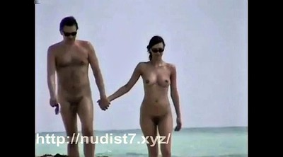 Nudist, Teen public