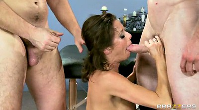 Veronica avluv, Sexy mom, Mom throat, Mom threesome