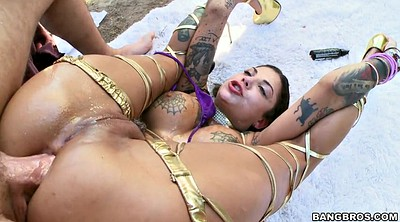 Prolapse, Anal squirt, Tattoo anal, Bonnie rotten