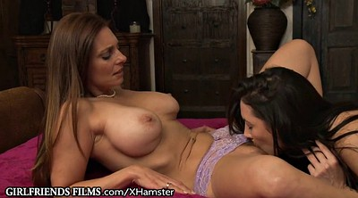Pussy licking, Hairy lesbian