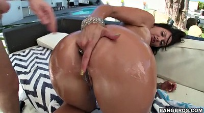 Ava addams, Mature ass licking, Anal gaping, Anal gape, Ava addames, Ass oil