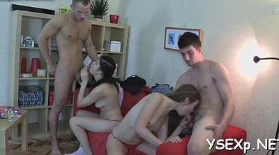 Teen party, Hot sex, Exciting