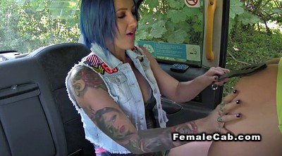Female, Female fake taxi