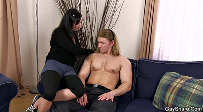 Muscle, First time sex