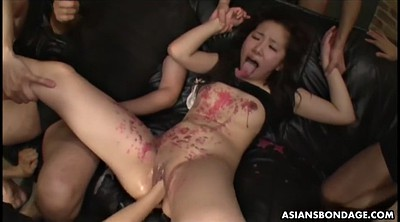 Japanese bdsm, Japanese fisting, Waxing, Water