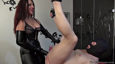 Fist, Latex anal, Latex fuck, Mistress t, Strapon latex, Strapon mistress