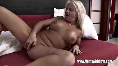 Cumshot, Blond wife