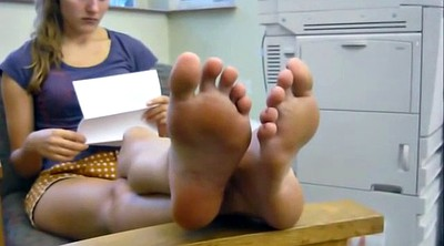 Milf feet, White girl, Feet foot