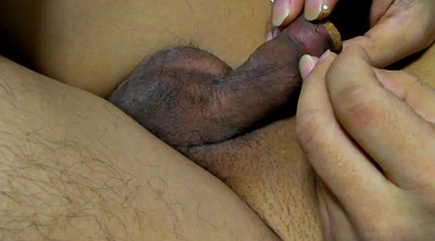 Needle, Gape, Needling, Foreskin, Asian gape