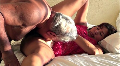Asian mature, Hairy pussy
