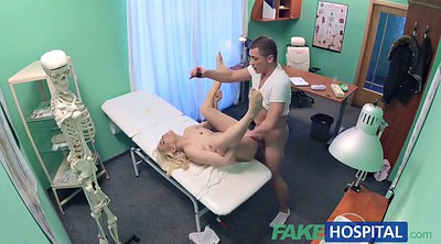 Doctor, Squirting, Hospital, Shy, Peeing, Fake doctor