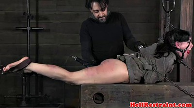 Hogtied, Screaming, Screaming anal, Bdsm anal, Anal slave