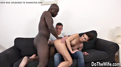 Swingers, Wife anal, Interracial wife