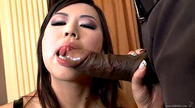 Pussy licking, Interracial anal