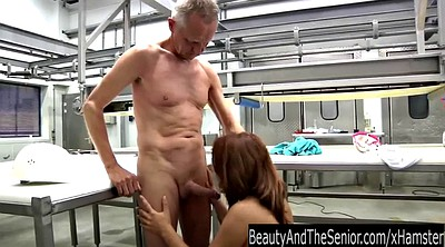 Young cum, Young and old, Teen swallow