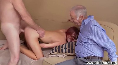 Old and young, Handjob compilation, Young old, Amateur wife threesome