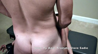 Teen anal, Training, Trained