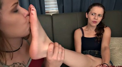 Blackmail, Blackmailed, Sisters lesbian, Sister feet, Sister blackmail, Lesbians foot