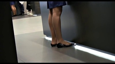 Pantyhose fetish, Pantyhose foot, Shoeplay, Nylon foot
