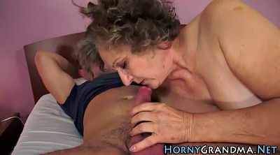 Oral, Granny mature, Granny oral