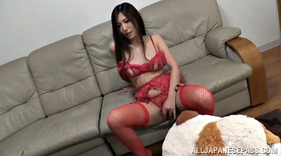 Long, Stockings masturbation, Sexy lingerie