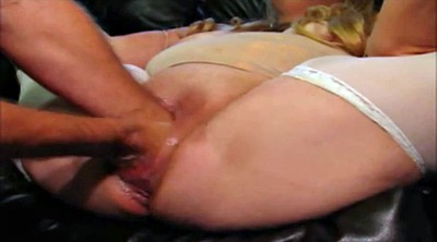 Gaping pussy, Double pussy, Double dildo, Bbw dildo