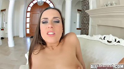 Creampie anal, Anal group