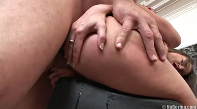 Teen riding, Gaping, Russian anal