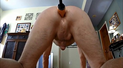 Daddies, Riding dildo