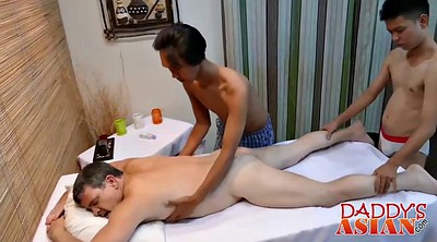 Asian guy, Asian massage