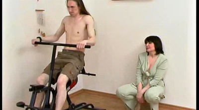 Russian milf, Matures