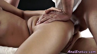 Anal creampie, Anal ride