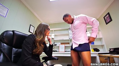 Interracial missionary, An