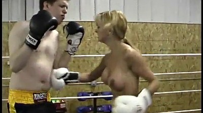 Nude fight, Boxing