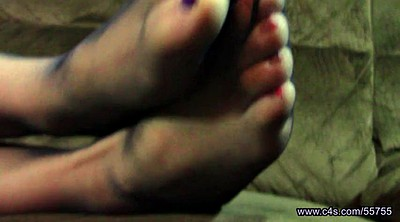 Nylon feet, Nylon, Pantyhose feet, Nylon foot, Pantyhose foot, Teen pantyhose