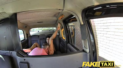 Pee, Fake taxi, Squirting, Cum on face