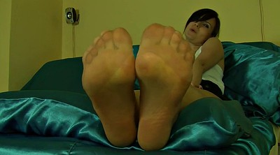Nylon feet, Nylon foot, Foot sole, Feet nylon