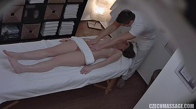 Spy, Spying, Massage hidden cam