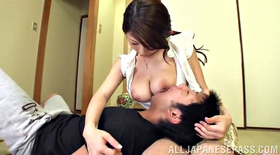 Natural tits, Asian reality