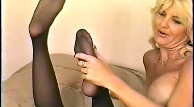 Pantyhose foot, Lesbian foot fetish, Chat