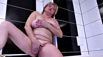 Mother, Saggy tits, Saggy, Saggy mature, Mature bbw, Amateur granny