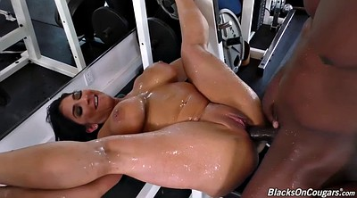 Squirt, Mandingo, Mommy anal, Fit