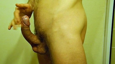 Thin, Cruel, Jerk off, Foreskin