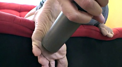 Julia, Vacuum, Sole, Mature foot
