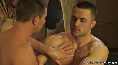 Gay massage, Massage anal, Secretion